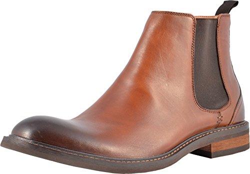 Preisvergleich Produktbild Vionic Men's Bowery Kingsley Chelsea Boot Chestnut 11.5 M US