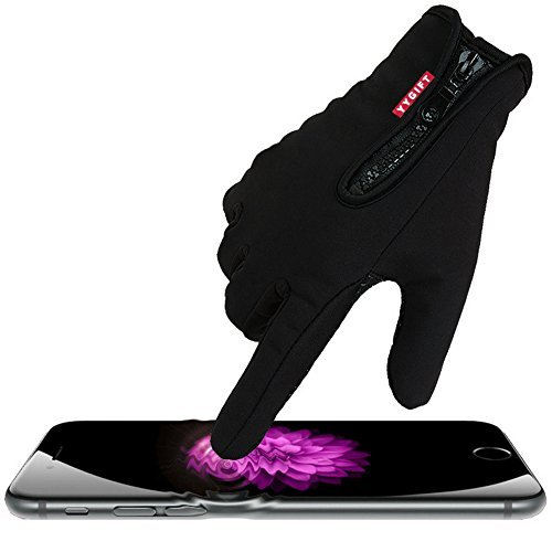 yygift touchscreen handschuhe outdoor sport winter damen. Black Bedroom Furniture Sets. Home Design Ideas