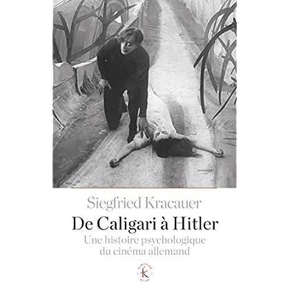 De Caligari à Hitler: Une histoire psychologique du cinéma allemand