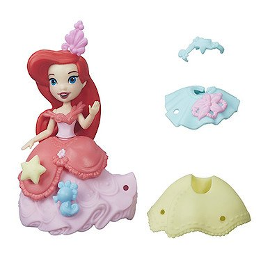 Import Von Mode-accessoires (Hasbro B5328 - Disney Princess - Little Kingdom Mode-Prinzessin - Arielle [UK Import])