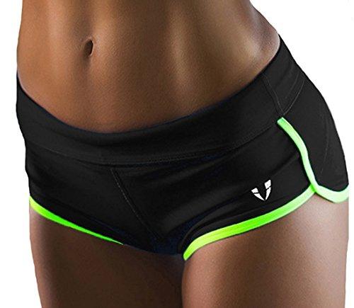 FIRM ABS Leichte Sport Geeignet Yoga Tanzen Kurze Hosen (Beute-shorts-tanzen)