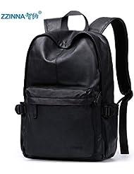 Bolsas de hombro doble CengBao hombres mochila bolsa de viaje de placer masculino de moda bolsa de paquete escolar coreano bolsas