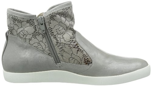 Think Seas 82038 Damen Sneaker Grau (alu/kombi 17)