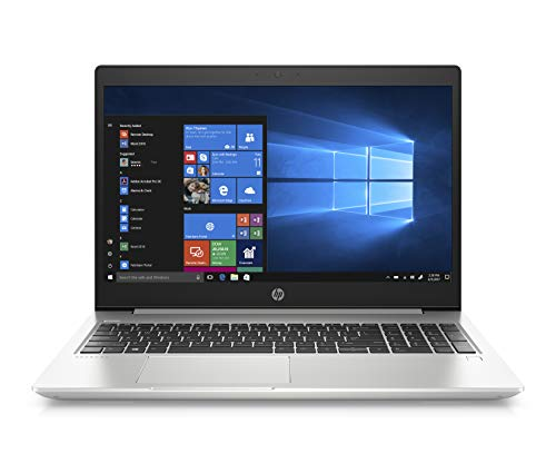 HP ProBook 450 G6 Notebook PC, Windows 10 Pro 64, Intel Core i7-8565U, 16 GB DDR4, SATA da 1 TB e SSD da 512 GB, Display IPS 15.6' Antiriflesso FHD, NVIDIA GeForce MX130, Argento