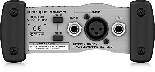 Zoom IMG-2 behringer ultra di di100 d