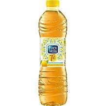 Font Vella Té Agua Mineral con sabor a Té con Limón - Botella 1,25 l
