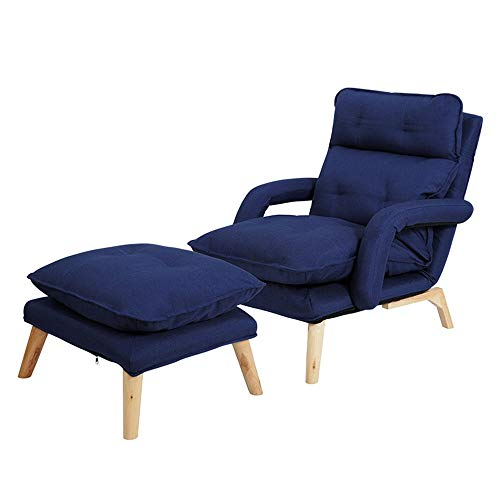 Zhengowen Sillones Moderna Sala de Relax sillón reclinable ...