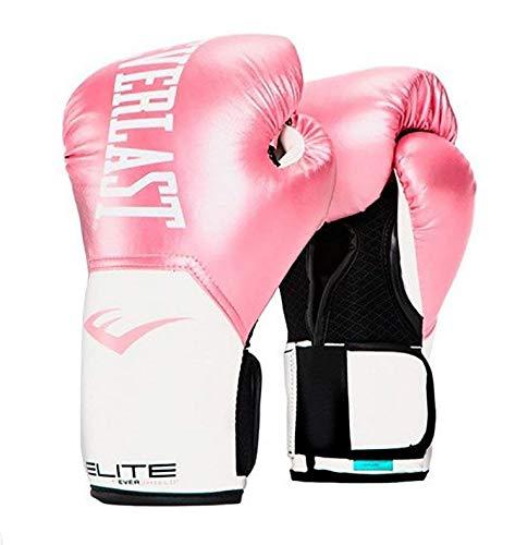 Everlast Damen Elite Prostyle Boxhandschuhe für Frauen, Pink, One Size