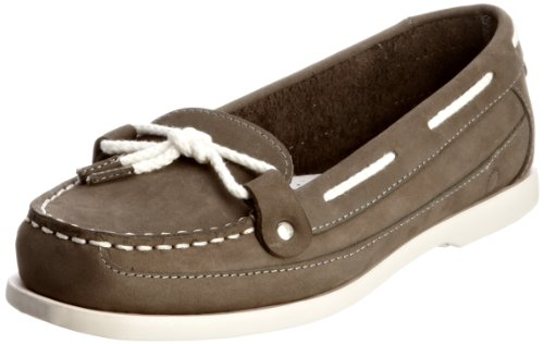 Alcyone Chatham G2 Marine Ballerines 4 Grigio Donne V qf1zxPfw