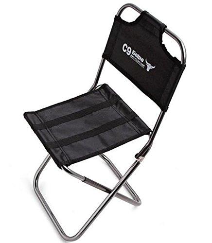 Zalock Multistore 2002 Chaise Pliante en Alliage d'aluminium avec accoudoir