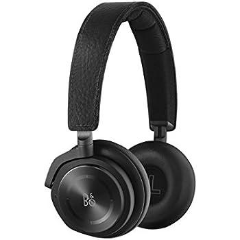 B&O Play von Bang & Olufsen Beoplay H8 ANC On-Ear Kopfhörer Schwarz