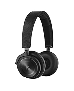 Casque d'écoute sans fil supra-aural Beoplay H8 de Bang & Olufsen avec technologie de réduction du bruit active, noir (B01B45RVQU) | Amazon price tracker / tracking, Amazon price history charts, Amazon price watches, Amazon price drop alerts