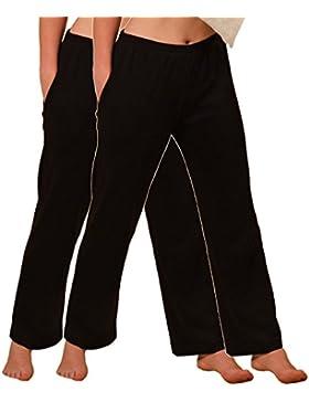 Hermko 9842unidades Mujer Homewear Pantalones de algodón