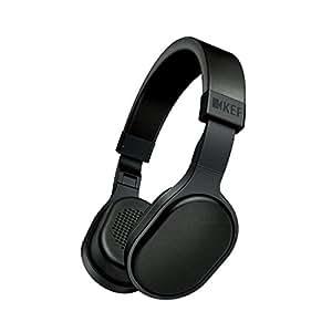 KEF M500 Over-Ear Hi-FI Headphone - Black