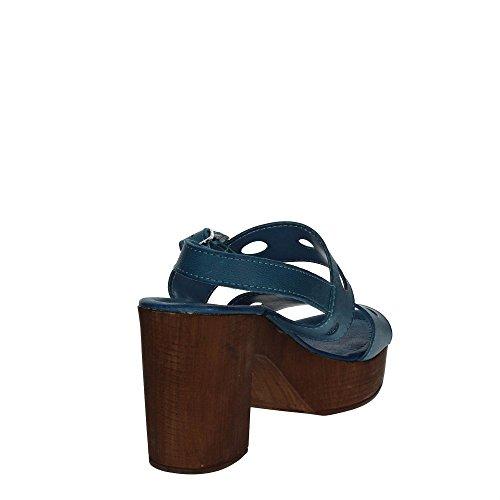 Cinzia Soft IAF283719T Sandale Femme Bleu clair