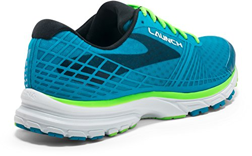 Brooks Herren Launch 3 Laufschuhe Blue