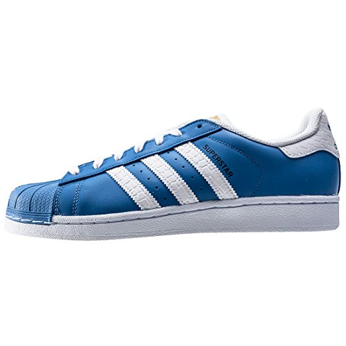Adidas Superstar (S75881) Blue