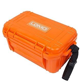 Lomo Trockenbox 19 Midi-Größe. Kajak Wasserdichte Aufbewahrungsbox