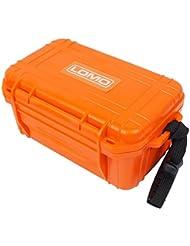 Lomo DryBox 19Midi–tamaño naranja. Caja Kayak en seco