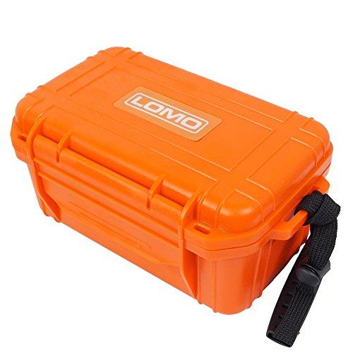 dry box Lomo Trockenbox 19 Midi-Größe. Kajak Wasserdichte Aufbewahrungsbox
