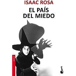 El país del miedo (Novela y Relatos) Finalista Premio Mandarache 2012
