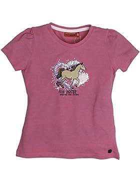 SALT AND PEPPER Mädchen T-Shirt Uni My Horse