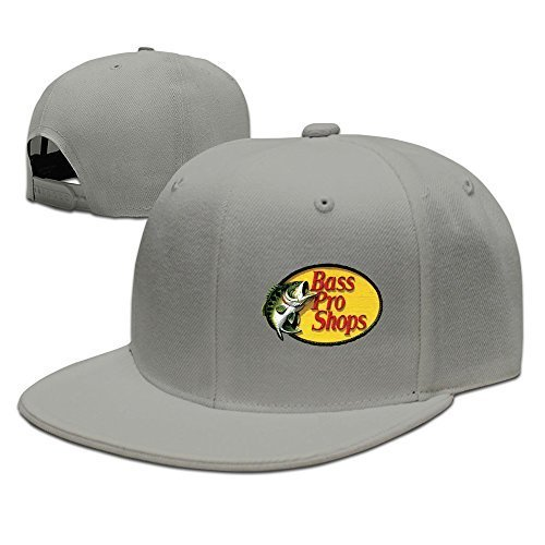 Youaini HNN Unisex Bass Pro Shops Logo Flat Baseball Cap Hat
