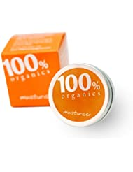 Image of 100% Organics Facial Moisturiser - Comparsion Tool
