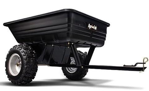 Agri-Fab AG45-0175 650lb ATV Poly Dump Cart -