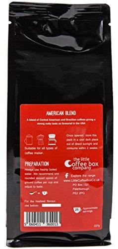 American Fresh Ground Coffee Light Roast 227g – Americano Light Roast Blend