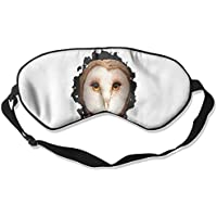 Owl 99% Eyeshade Blinders Sleeping Eye Patch Eye Mask Blindfold For Travel Insomnia Meditation preisvergleich bei billige-tabletten.eu