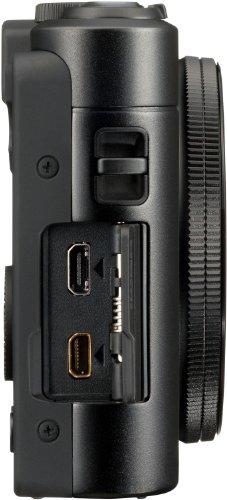 Panasonic LUMIX DMC-LF1 Premium Digitalkamera (12,8 Megapixel, LEICA DC VARIO-SUMMICRON Objektiv mit 7x opt. Zoom, Full HD, bildstabilisiert) schwarz - 5
