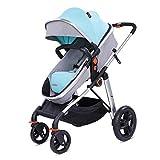 Rwdacfs Chariot Portable Pliable pour Poussette, Parapluie bébé, adapté à la...