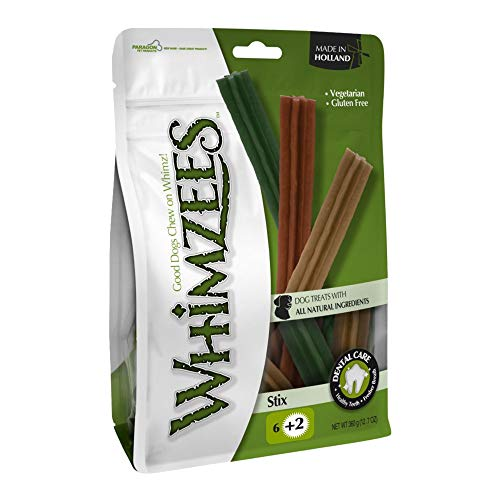 Kennelpak Whimzees Stix - Bastoncini snack per cani (120mm) (Assortito)