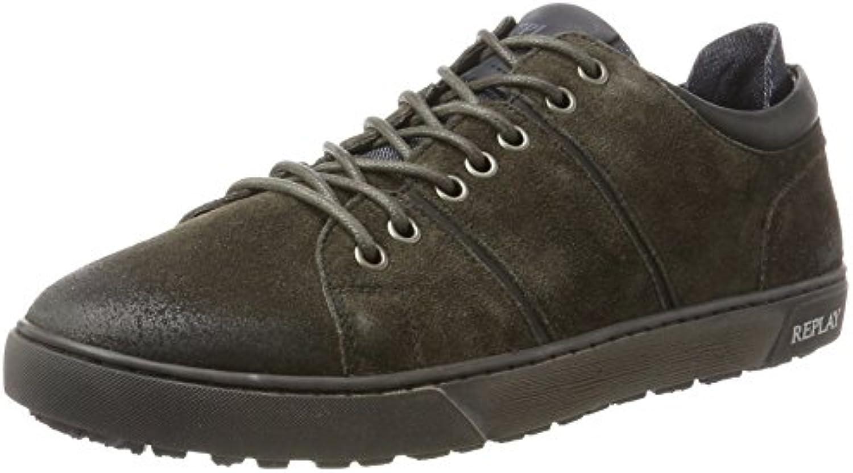 Replay Herren Hauge Sneaker  Billig und erschwinglich Im Verkauf