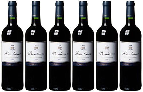 Rothschild Bordeaux AOC Rouge Merlot trocken (6 x 0.75 l)