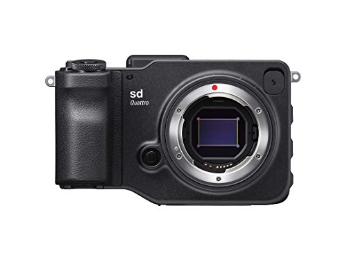 Sigma sd Quattro spiegellose Systemkamera