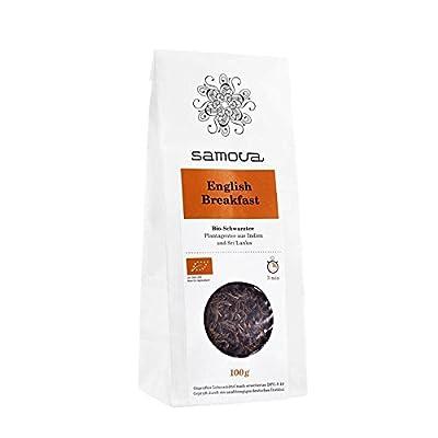 Samova   Schwarzer Tee von Samova - Gewürze Shop