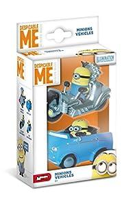Mondo Motors - Minions 053200 Pack 2 Coches de Minions - Modelo Aleatorio