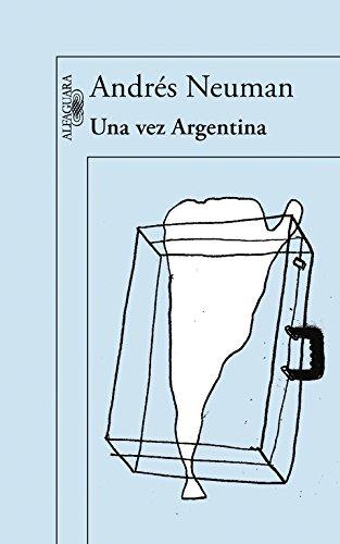 Portada del libro UNA VEZ ARGENTINA (HISPANICA)