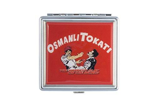Gök-Türk Zigarettenetui Zigaretten Kasten 'Osmanli Tokati' Osmanische Ohrfeige