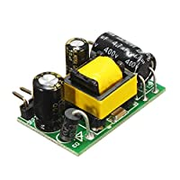 Calvin Twain528251 Voltage Converter Module Board 220V to 5V 400mA 2W Vertical Switching Power Supply High Efficiency Module For Smart Home Power supply Board