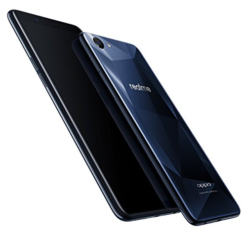 RealMe 1 (Diamond Black, 4GB RAM, 64GB Storage)