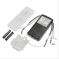 Kit de control remoto de la lámpara del ventilador de techo universal 110-240V Interruptor