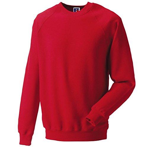 Russell Athletic - Sweat-shirt - Femme * taille unique rouge classique