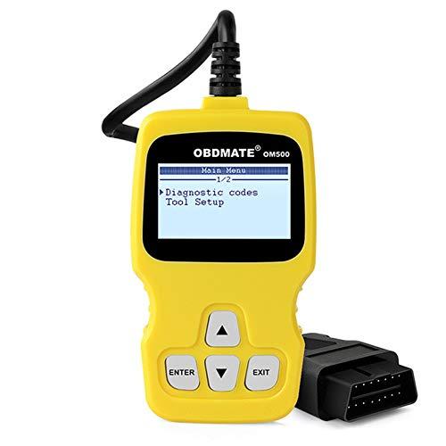 Auto Universal OBDii Scanner, Selbstdiagnose Codeleser, OBD2-Scanner Automotive Lesen und Reinigen des Motors Auto-Diagnosewerkzeug für Autos Spezieller JOBD-Autoscanner