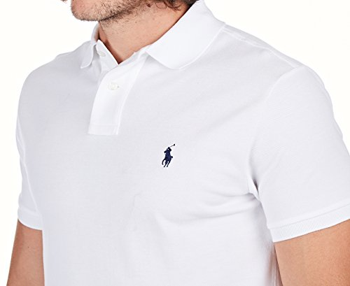 Ralph Lauren Herren Poloshirt B.CO/BLU