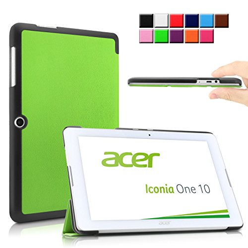 infiland-acer-iconia-one-10-b3-a20-funda-case-ultra-delgada-tri-fold-smart-case-cover-pu-cuero-smart