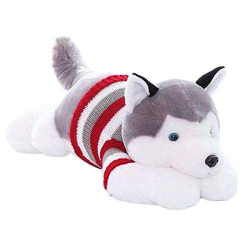 Husky Plush Dog 110 cm