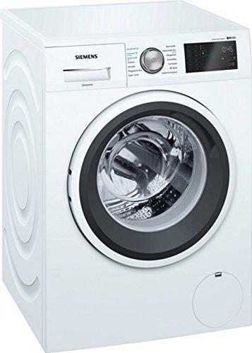 Siemens WM14T720 Waschmaschine Frontlader / A+++ / 1400 UpM / Weiß / iQdrive / iSensoric